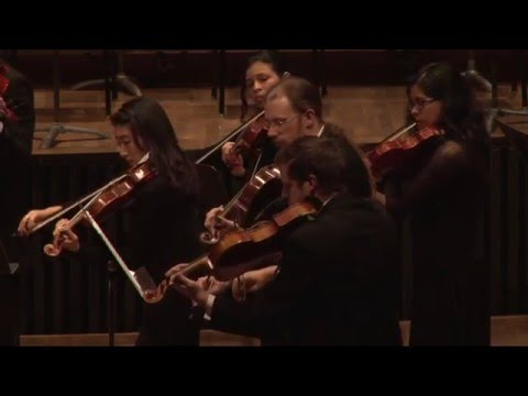 Stravinsky: Concerto in D for String Orchestra | MSU Symphony Orchestra