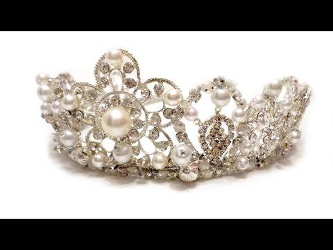 Советы по созданию свадебных и вечерних причесок. Сказочно! Для принцесс! Смотри!из YouTube · Длительность: 2 мин48 с