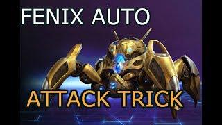 Fenix Tips n Tricks [Auto Attack Animation Cancel]