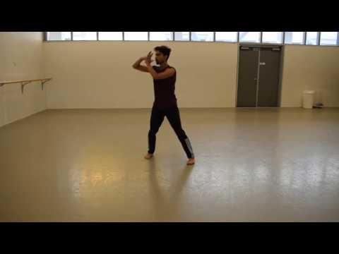 Body taking control over dalily motions (impro), September 2017. Loris Casalino