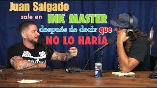 TATUADOR JUAN SALGADO PODRÍA GANAR (reality show: Ink Master) - Masacote