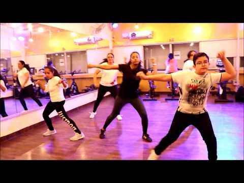 WHENEVER  KRIS KROSS AMSTERDAM  WESTERN DANCE PERFORMANCE  SONA DANCE FITNESS STUDIO  MOHALI