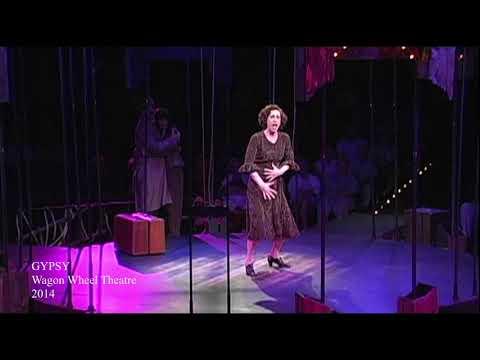 Wagon Wheel Theatre's Production of Gypsy 2014