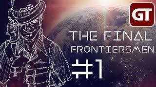 Thumbnail für The Final Frontiersmen - SciFi Pen & Paper - Folge 1:  Prolog Harrison McReynolds