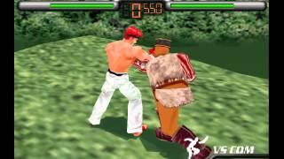 [TAS] [Obsoleted] N64 Fighter Destiny 2 by Spikestuff in 01:41.1