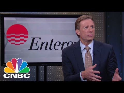Entergy Corp CEO: The Solar Solution | Mad Money | CNBC