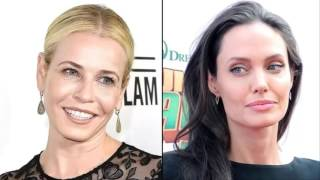 Chelsea Handler Rips Angelina Jolie Again, Jokes About Brad Pitt's 'Emancipation'