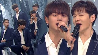《Comeback Special》 BTOB(비투비) - Missing You(그리워하다) @인기가요 Inkigayo 20171029