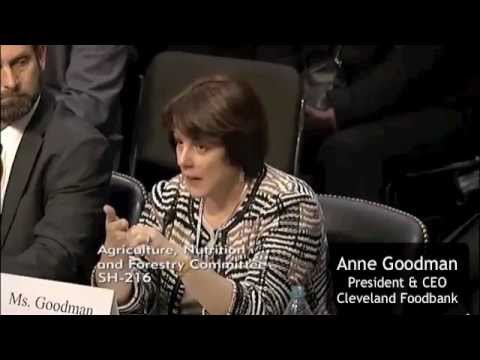 Anne Goodman Testifies to Senate Agriculture Committee