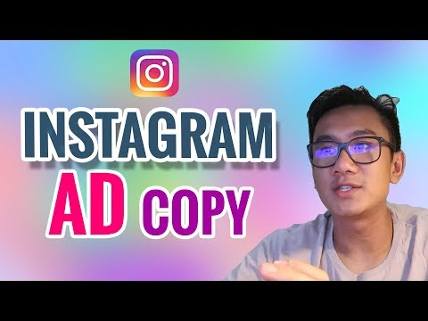 💎 The PERFECT Instagram Ad Copy 💎 - Shopify Dropshipping