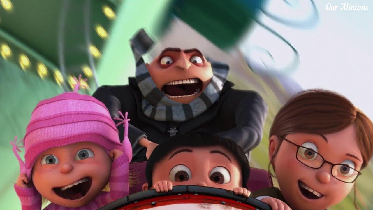 Download Fun Land Funny Scene - Despicable me - Our Minions