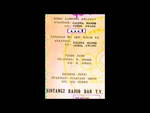 Zaleha Hamid - Rindu Kampong Halaman (Jamal Awang) - 1970