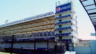 Visita a la Bombonera (Estadio Alberto J. Armando CA Boca jrs )