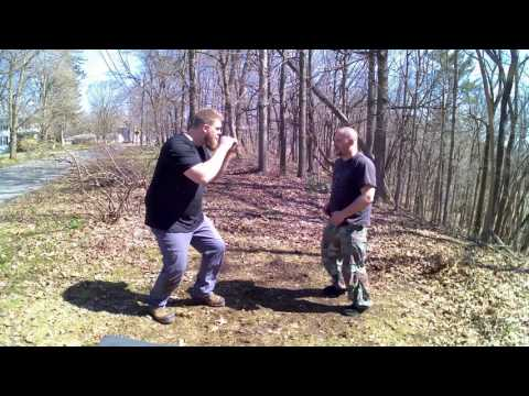 Deflect, Strike, and Takedown Defensive Training