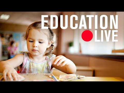 The Ambitious Elementary School: Rethinking School Design For Educational Equality | LIVE STREAM