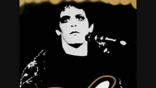 Watch Lou Reed Wagon Wheel video