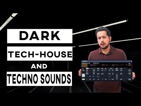 The Best Tool For Dark Techno & Tech-House Sounds