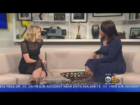 Actress Eliza Bennett  Discusses Her Show