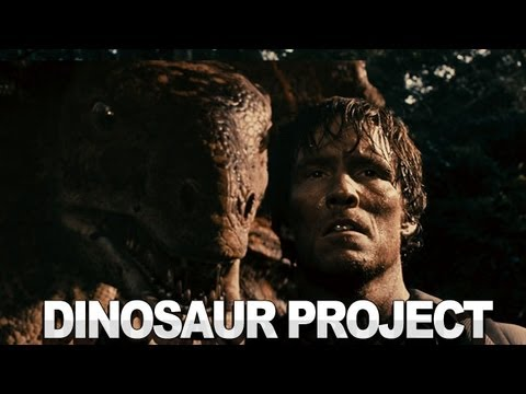The Dinosaur Project Trailer fragman