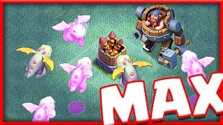 GEM TO MAX • Clash of Clans • MAX BABY DRAGONS