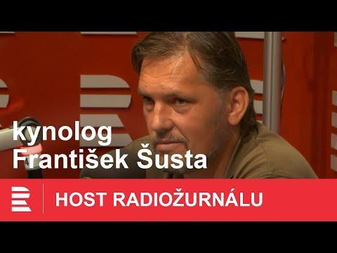 František Šusta o tréninku zvířat: Musíte respektovat individualitu jedince, se kterým pracujete