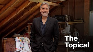 Real Estate Experts Confirm Having George Clooney Living In Attic Greatly Increases Property Value