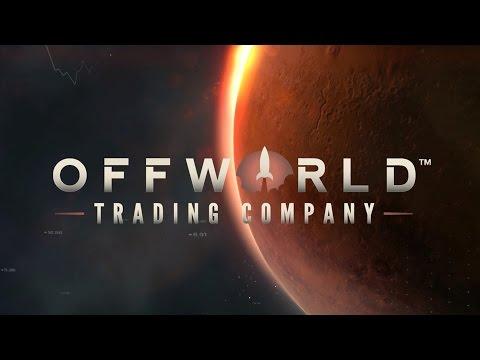 Обзор Offworld Trading Company