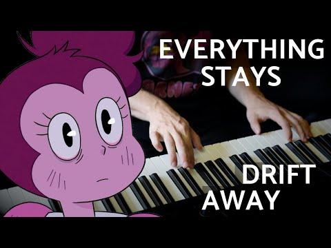 Everything StaysDrift Away - Piano Cover + Strings  Jon Pumper