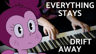 Gambar cover Everything Stays/Drift Away - Piano Cover + Strings | Jon Pumper