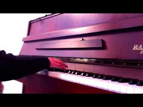 Piano solo - 'The Purple Spiral' - Minimal music - Music for Films