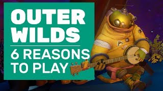6 Reasons Outer Wilds Is One Of The Best Adventure Games Ever Made | Outer Wilds Review