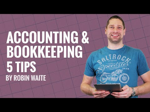 Financial Accounting & Bookkeeping – 5 Simple Tips To Help Your Business