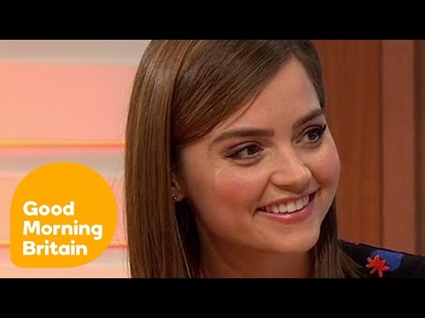Jenna Coleman On Playing Queen Victoria & Rumours She's Dating Prince Harry | Good Morning Britain