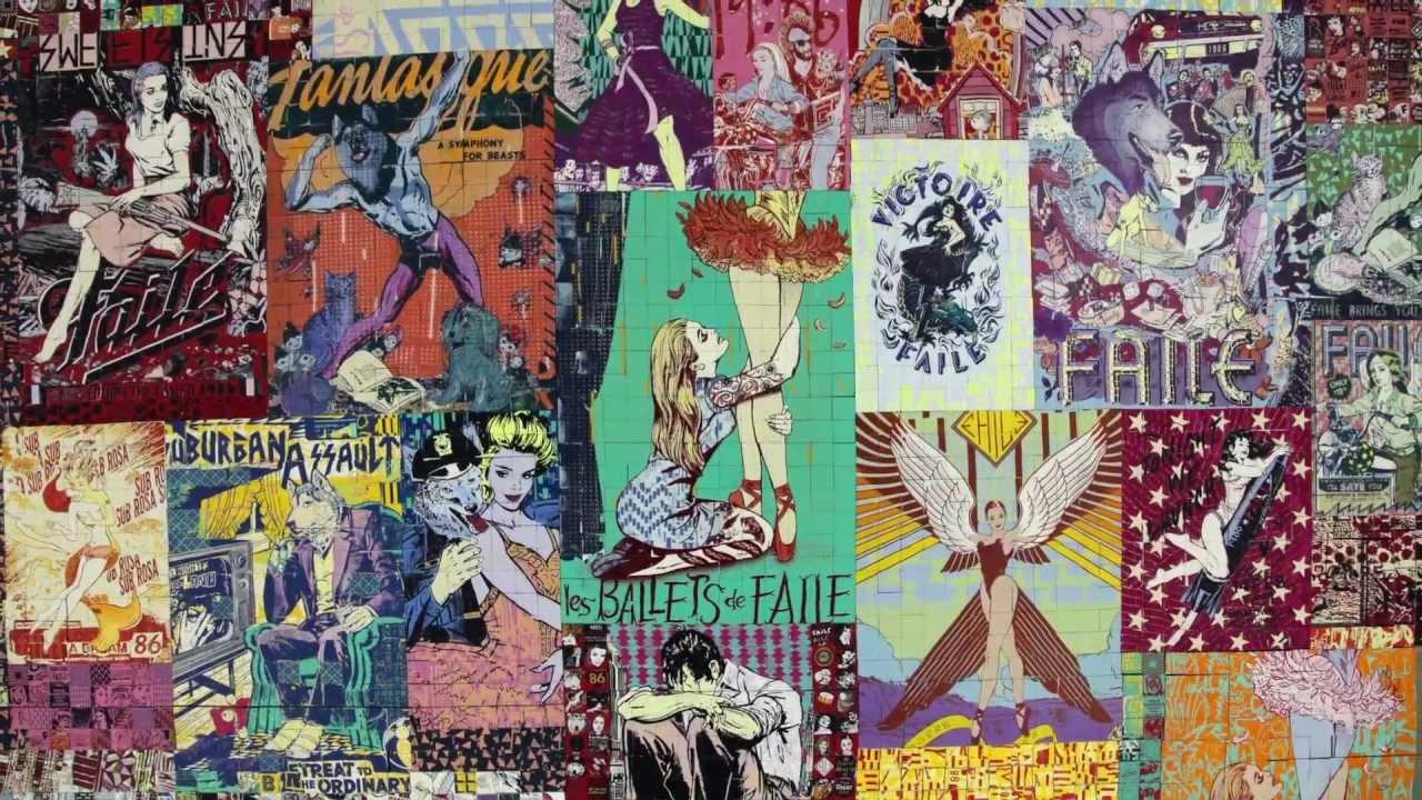 "NYCB Art Series Presents ""LES BALLETS DE FAILE"""