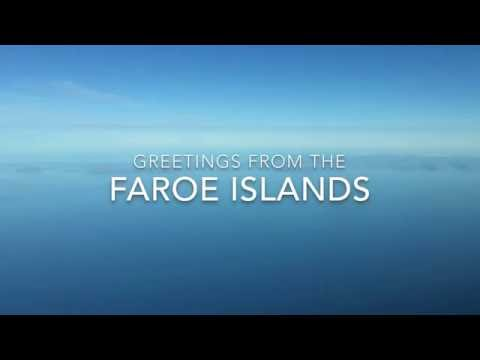 "Faroe Islands by Air in 4K - New Music - "" Wish I could stay "" by Ragnar Finsson"