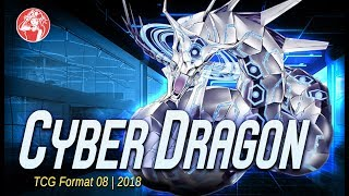 Quick Updates Cyber Dragon Deck August Agosto 2018 + Anlisis