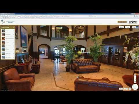 Saratoga National Golf Club Virtual Tour Demo
