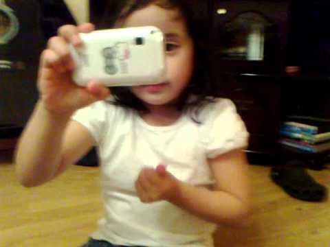 althea's new samsung mini hello kitty phone