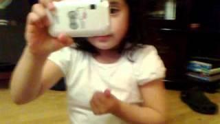 altheas new samsung mini hello kitty  phone