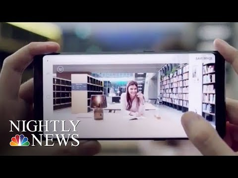 Samsung Unveils New Galaxy Note 8, Kicking Off Smartphone Wars | NBC Nightly News