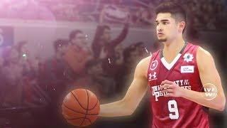 Kobe Paras to UP Fighting Maroons |