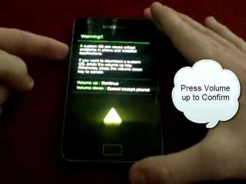 How to Boot Samsung Galaxy S2 in Download Mode.mp4