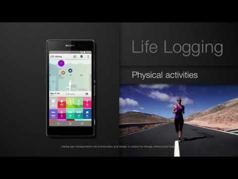 Lifelog app from Sony   log your day, every day