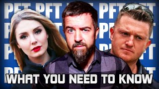 Lauren Southern Banned, Tommy Robinson Turns Bulldog & Islam Is Not A Race Sorry Not Sorry