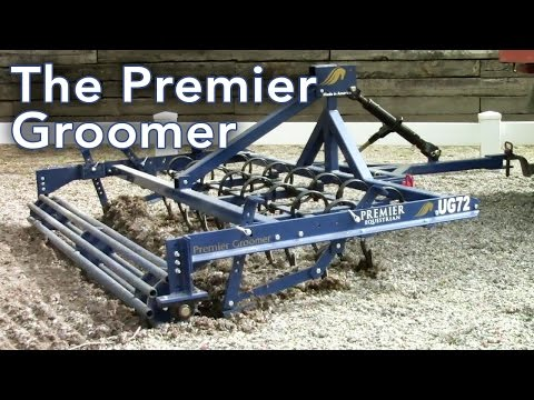 Premier Groomer For Arena Footing