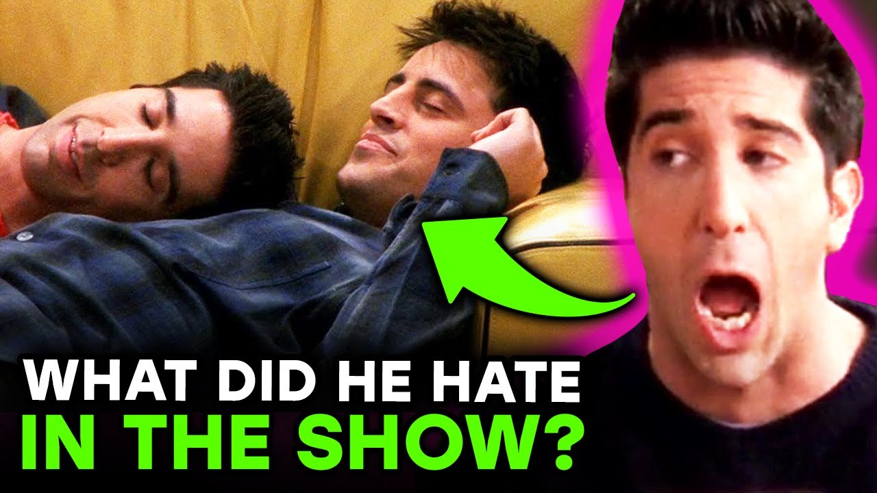 The Ultimate Friends Quiz: How Well Do You Know the Cast?  ⭐ OSSA