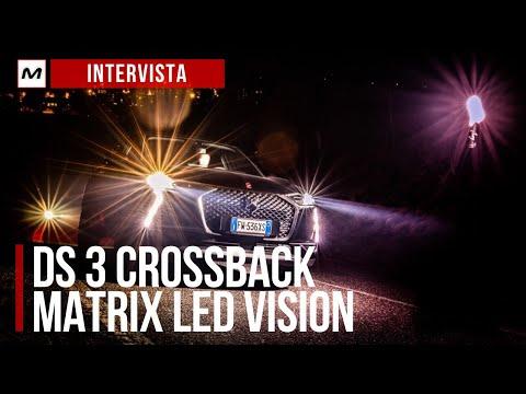 DS 3 Crossback | Cosa sono le luci Matrix Led Vision?