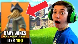 Fortnite Season 5 Secrets and Leaks! & Tier 100 Skin!