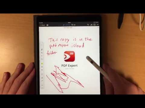 PDF Expert 6 On IPad Pro IOS11 [Comprehensive Review]