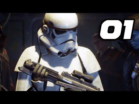 Star Wars Jedi: Fallen Order - Part 1 - The Beginning